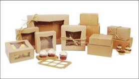 Bakery Boxes and Supplies